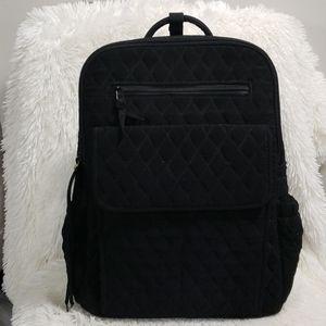 Vera Bradley Quilted Microfiber Backpack